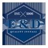 E&D Quality Install Inc. Logo